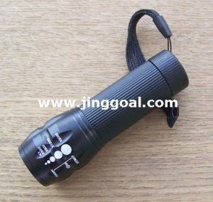 High Power LED Flashlight (JL660) pictures & photos