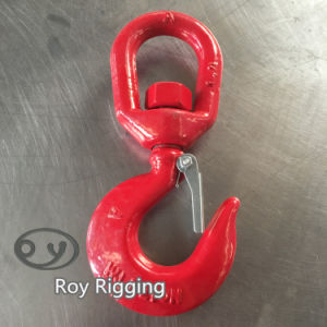 Great Quality Drop Forged Swivel Hooks pictures & photos