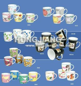 Porcelain Mug (HJ00134359) pictures & photos