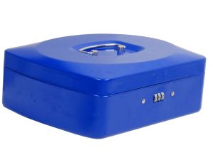 Metal Cash Box with Removable Cash Tray pictures & photos