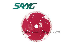 Diamond Turbo Blades for Granite Marble Sandstone pictures & photos