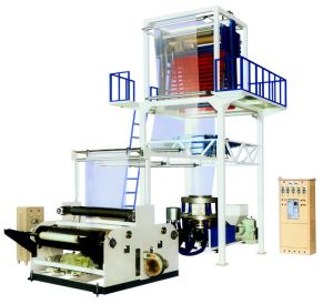 HDPE/LDPE Film Blowing Machine (SJ-65) pictures & photos
