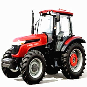 Competitive Price 25HP 4WD Micro Tractor with Cabin pictures & photos