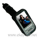 "Car MP3/4 Player with Flash Memory (V90 (2"" TFT SCREEN))"