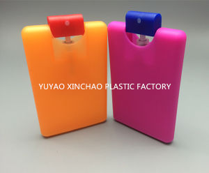 20 Ml Plastic Credit Card Atomizer, Plastic Credit Card Sprayer pictures & photos
