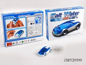 Salt Water Fuel Car (ZMY29599)