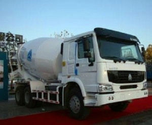 6m3 8m3 336HP Sinotruk HOWO 6X4 Heavy Duty Cement Mixer Truck Zz1257n3241 pictures & photos