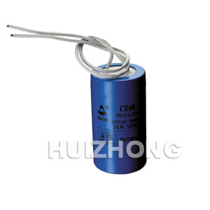 Capacitor (CD60-A) pictures & photos