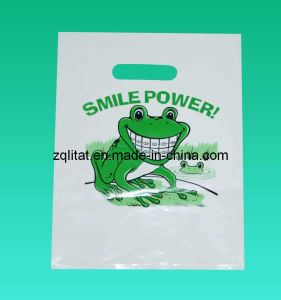Printed Carrier Bags with Handles for Shopping (MD-DH-002) pictures & photos