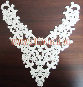 Collar or Motif Lace for Shirts pictures & photos