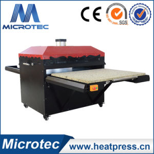 Large Format Double Station Heat Transfer Machine for Large T-Shirts pictures & photos