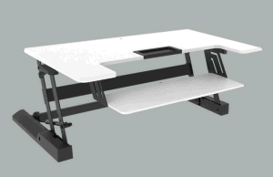 Ergonomic Computer Sit Stand Desk/Standing Desk (JN-LD02-A1) pictures & photos