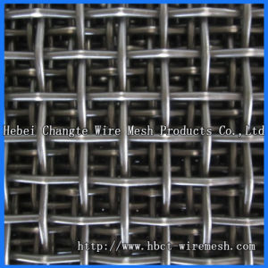 Supper Quality Stainless Steel Crimped Wire Mesh From Hebei Changte pictures & photos