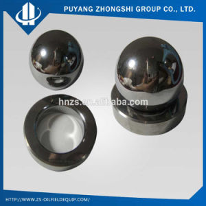 API Certified Titanium Carbide Valve Ball From Manufacturer pictures & photos