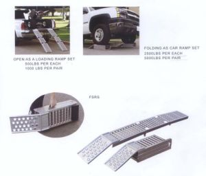 Foldable Ramp Set (Ra001)