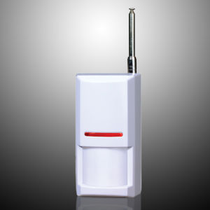 Wireless PIR Intruder Sensor with Long Transmitting Distance: 800-1000m (HT-8080-9) (HT-8080-9)