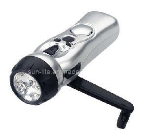 Dynamo LED Torch (MB-2009)