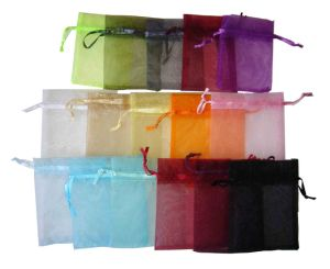 Organza Pouch (Mixed-1)