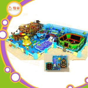 Forest Theme Childrens Indoor Activity Centre for Sale pictures & photos