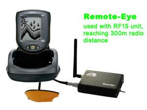 Bait Boat Fishfinder - Remoteeye Sensor
