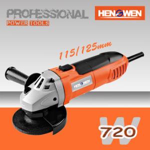 720W Angle Grinder 125mm (S1M-HW11-125)