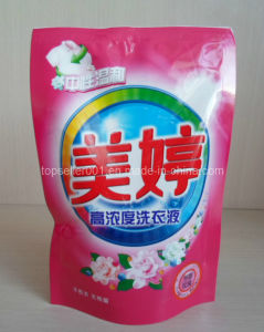 Liquid Detergent Eo-Friendly Plastic Bag Packing Fabric Softener pictures & photos