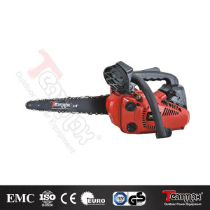 Hot Sell 2 Stroke Petrol Chain Saw Wood Cutting Machine pictures & photos