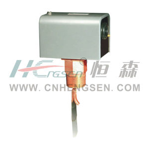 L K B-02 Water Flow Switch/Water Flow Control D N25 Used in Liquid Flow Lines Carrying in Water Like in Air Conditioning System, Heating System, Water System pictures & photos