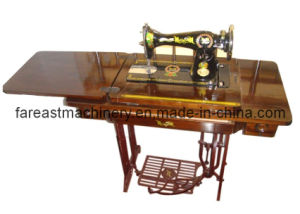 Household Sewing Machine (JA2-1 with 3D table and stand) pictures & photos