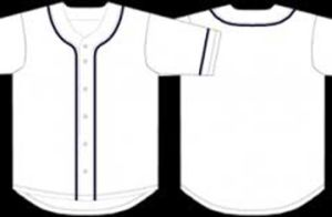 Custom Sublimation Cheap Plain Baseball Jerseys Wholesale