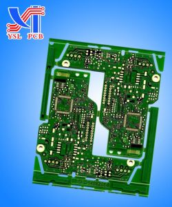 4 Layers PCB (Plating Gold)