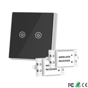 Wireless Remote Control Smart Home Touch Light Wall Switch pictures & photos
