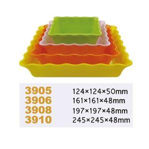 Plastic Fruit Platter Mold