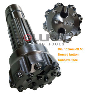 Down The Hole Ql50-140mm DTH Button Bit for Ql50 Hammer pictures & photos