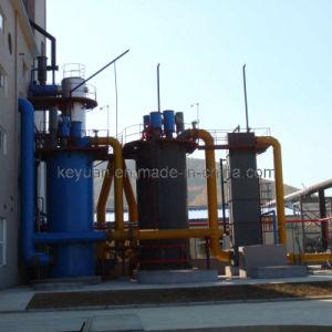 Pyrolysis Coal Gasifier
