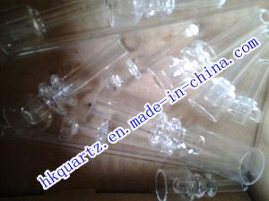 Quartz Nail with 14mm Female Quartz Joint for Smoke|Domeless Quartz Nail with 14mm Male Quartz Joint pictures & photos