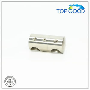 Stainless Double Bar Holder with Through Hole pictures & photos