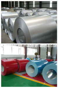 PPGI/PPGL/Color Steel Coil/Prepainted Galvanized Steel Coil pictures & photos