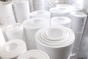 Skived PTFE Teflon Sheet in Roll with White Colour