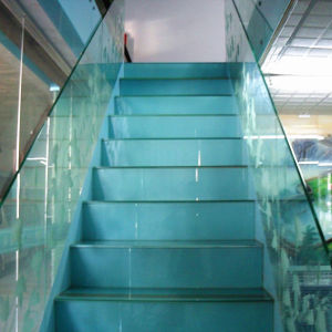 Tempered Glass Stair Good Quality pictures & photos