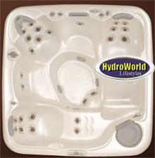 Aphrodite SPA/ Hot Tub/ Whirlpool / Jacuzzi (XS-780)