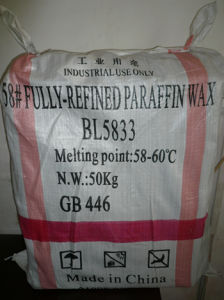 Fully Refined Paraffin Wax 58 / 60 pictures & photos