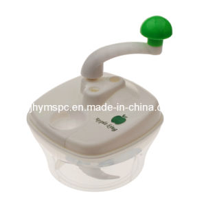 Multi-Function Food Processor Vegetable Chopper with Square Shape