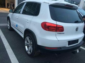 VW Tiguan Auto Parts Auto Accessories Power Side Electric Running Board pictures & photos