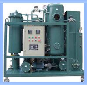Vacuum Turbine Oil Purifier (ZJC)