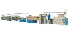 High Speed Plastic Flat Wire Drawing Machine (GY-BSL) pictures & photos