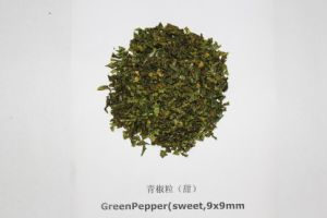 Green Bell Pepper Flakes New Crop pictures & photos