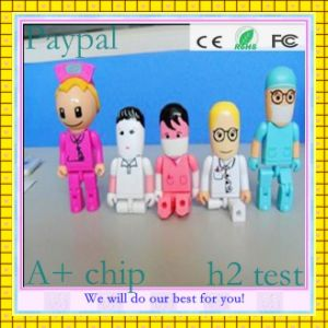 High Quality Nurse Doctor USB Flash Drive (GC-D002) pictures & photos