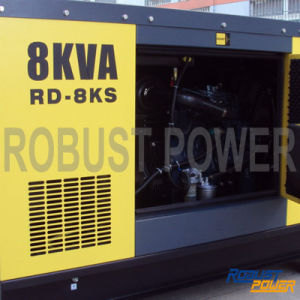 Air-cooled Diesel Generator (RD-25C) pictures & photos