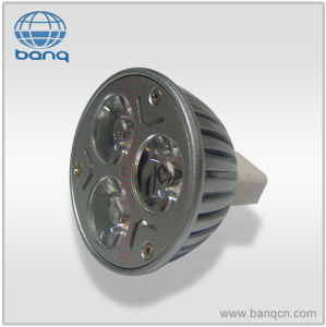 High Power LED Spotlight MR16 3*1W